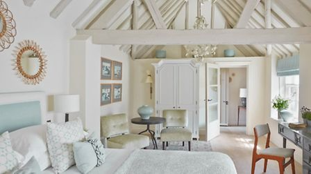 One of the 38 beautiful en-suite bedrooms found at Dormy House