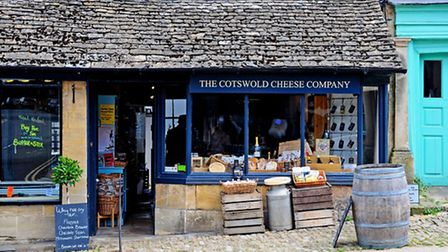 The Cotswold Cheese Company, Burford