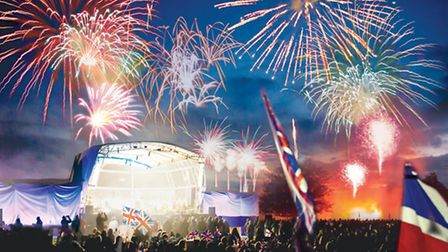The popular Battle Proms returns to Hatfield House in July