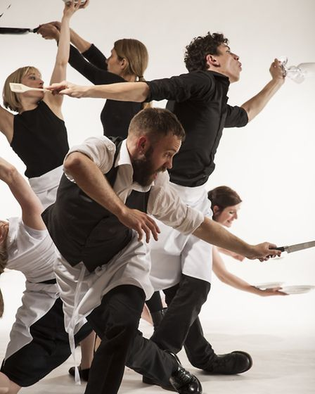 Dance Springs takes place at the University of Hertfordshire in March