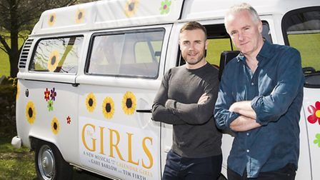 Gary Barlow and Tim Firth | The Girls