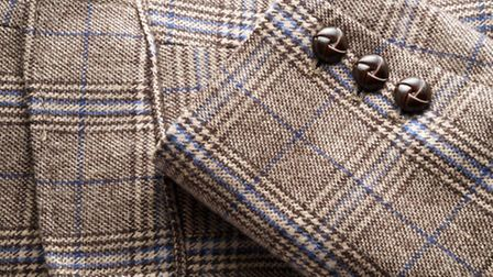 Tweed is a Cotswold staple