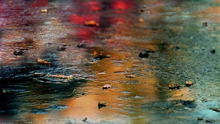 One of Christiane Zschommler's winning abstract photos