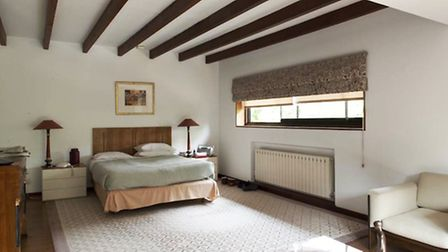 Landau extended the bedrooms and added ensuite facilities