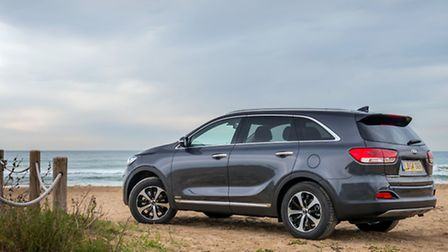 The new Sorento is longer, lower and slightly wider – which make earlier models dumpy by comparison