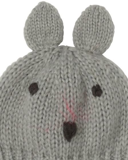 Bunny hat £7, Marks and Spencer