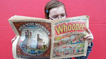 British comics will head to Woking's The Lightbox (Copyright: Acme Museum Services)