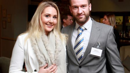 Harriet Greenwood and Matt Bence of George Bence and Sons