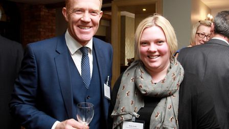 Adam Henson and Kate Lord of Cotswold Farm Park