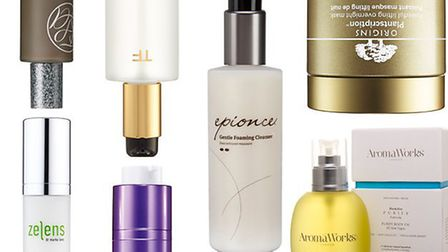 Cosmetics for the new year