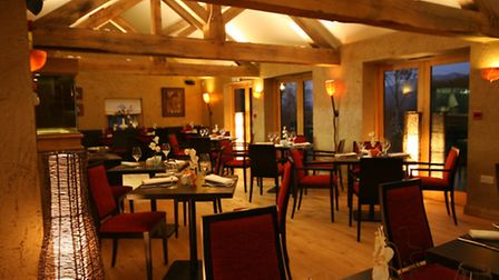 Fine dining venue The Stables