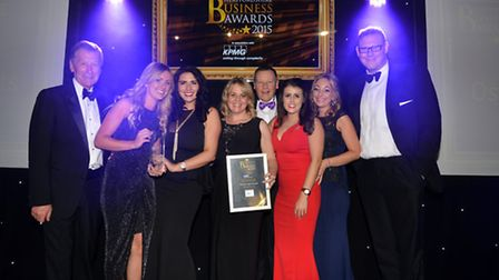 This year was the 19th Herts Business Awards