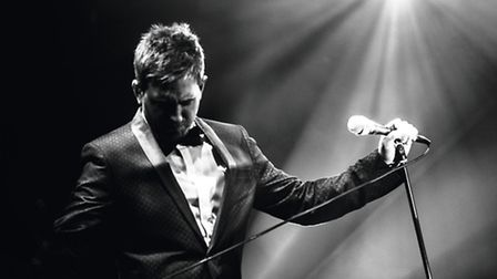 The Ultimate Buble Experience is coming to the Watford Colosseum