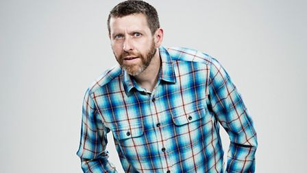 Comedian Dave Gorman is performing at the Spotlight Theatre in Broxbourne