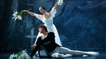 Giselle - Russian State Ballet of Siberia at Churchill Theatre Bromley