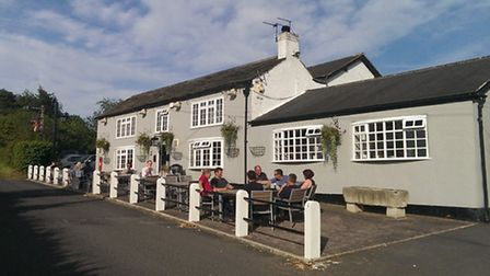 The Windmill, Whiteley Green, welcomes walkers and dogs