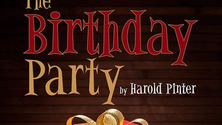 The Birthday Party, by Harold Pinter