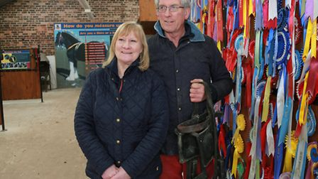 Janet and Alastair King