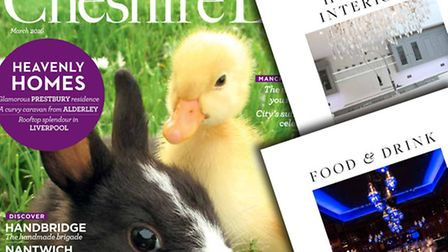 Cheshire Life March 2016