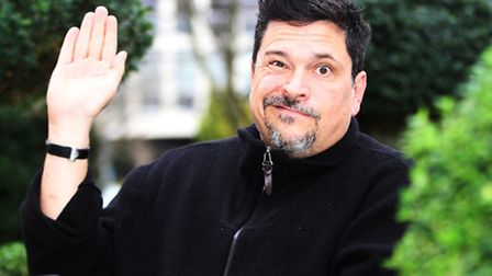 Dom Joly at 131 The Prom in Cheltenham