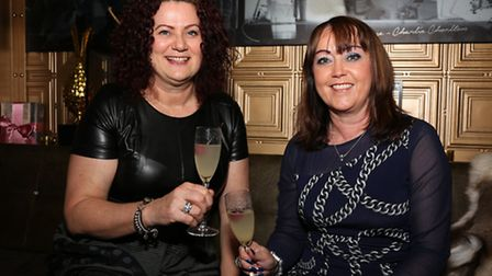 Kate Oldfield and Louise McCarthy-Teague