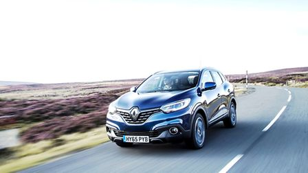 The Renault Radjar - unique enough to bring a winning new element to the crossover market
