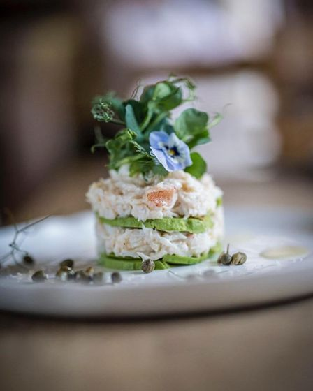 The Swan has two AA rosettes for culinary excellence and has just won Gold in the Visit Devon touris