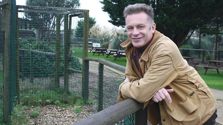 Chris has travelled the world, but he will always be inspired by his New Forest home