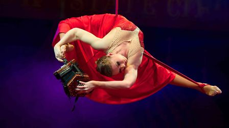 The Moscow State Circus head to Surrey (Photo: Paul Barker)