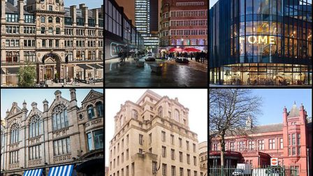 6 exciting developments in Manchester