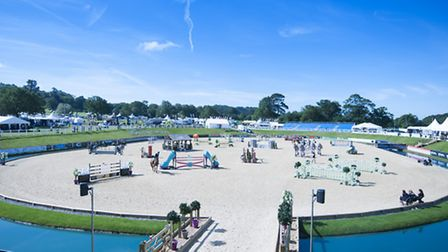 Bolesworth International Arena