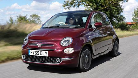 The latest generation of the 500 retains the essence of the classic Italian city car