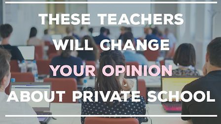Life at Education   These teachers will change your opinion about private school