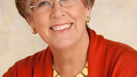 Prue Leith (Photo by Colin Thomas)