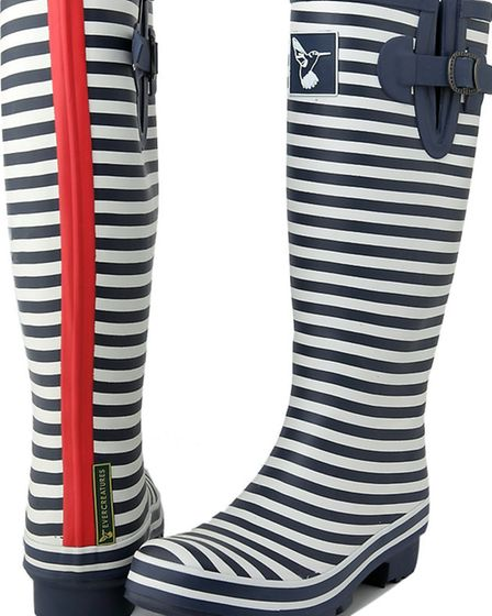 Bristol wellies £40, Boutique Camping