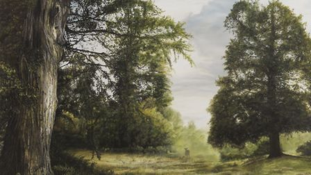 Tranquillity at Knole by Andy Hamblin
