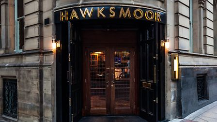 Hawksmoor, Manchester city centre - photographed by Toby Keane