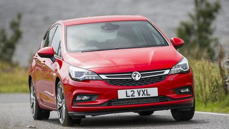 The new Astra is leaner, meaner and packed with driver-assist technology