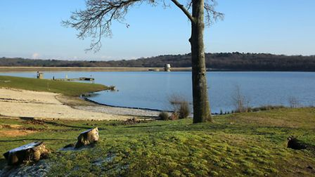 BEWL WATER, PICTURE BY CIARAN McCRICKARD