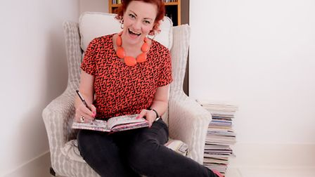 Helen Wells at home her home in Nelson Road Hastings