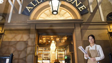 All Bar One launches at the Trafford Centre