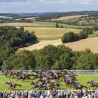 View of Goodwood racecourse © Christopher Ison