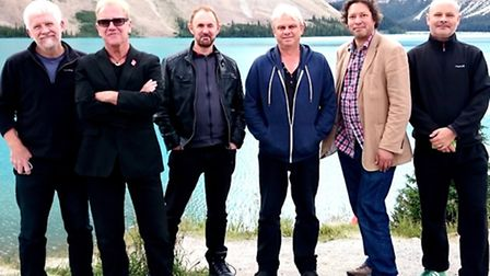 Oysterband will be performing at the Wirral Folk Festival. Photo by Ben Malone