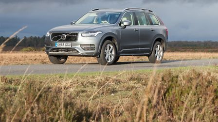 The XC90 T8 has been designed from the ground-up to accomodate the twin engine without compromising