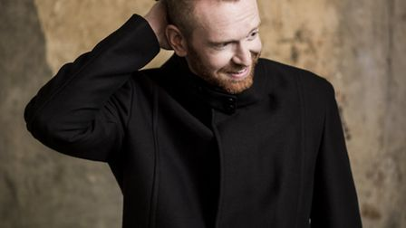 Newton Faulkner is excited about what the future holds (Photo: Pip for BMG)