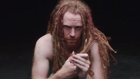 A clip (literally!) from his infamous Get Free video, which saw his trademark dreadlocks lopped