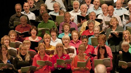 The Leith Hill Musical Festival is one of the highlights in the local music calendar (Photo Brian Ba