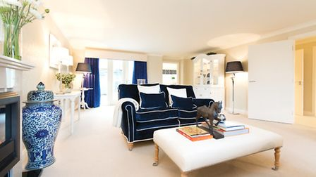 Inspired Villages show home