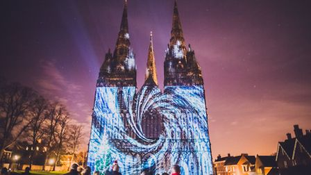 See Portsmouth Cathedral lit up on 17 June & Royal Garrison Church 18 June