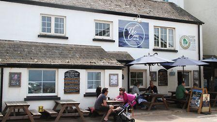 The Cove Café Bar: The South West's best craft beach bar by a country mile'